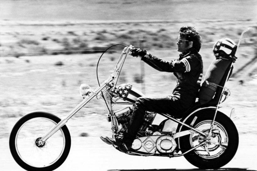 Peter Fonda jääb meelde kui elegantne mässaja