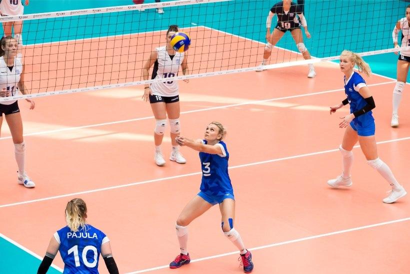 TUBLI! Eesti naiskond alistas vahetult EMi eel treeningmängus Ukraina