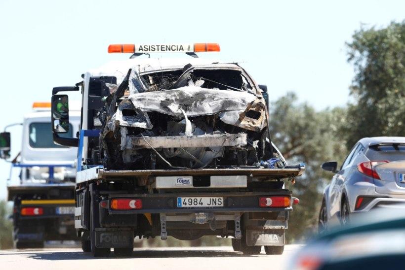 Jubedas autoavariis hukkunud endise tippjalgpalluri lesk meenutas sõnumit, mis lõhestab nüüd südant