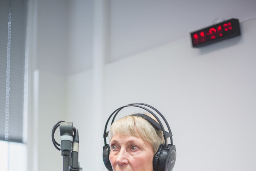 """Riina Eentalu: """"Tänukivi on praegugi ERRi uudistetoimetuses."""""""