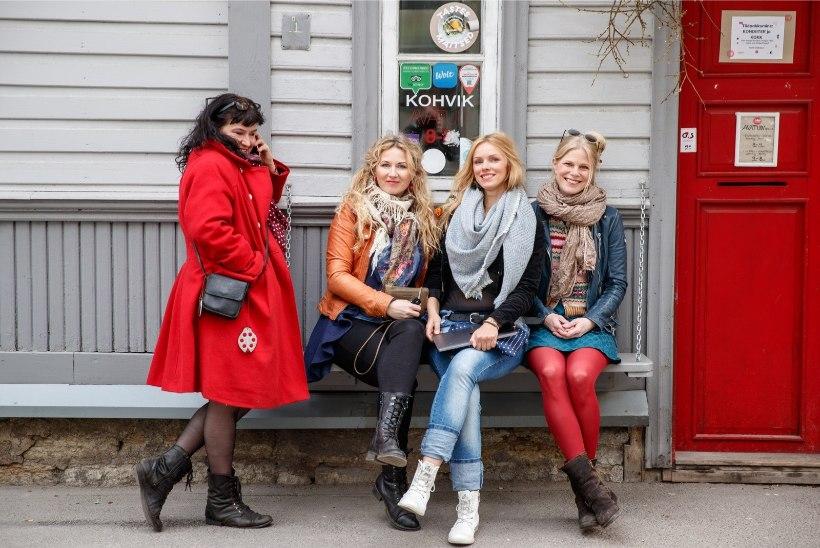 VIDEO | Kristiina Ehin ansambli Naised Köögis uuest loost: me ei suutnud end enam tagasi hoida, panime kirja selle, mis meelel