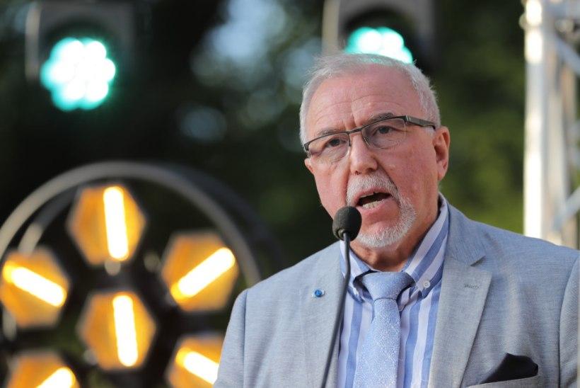 Presidendilt tänukivi saanud Rein Veidemann: see on unistuste Eesti, kus elan!