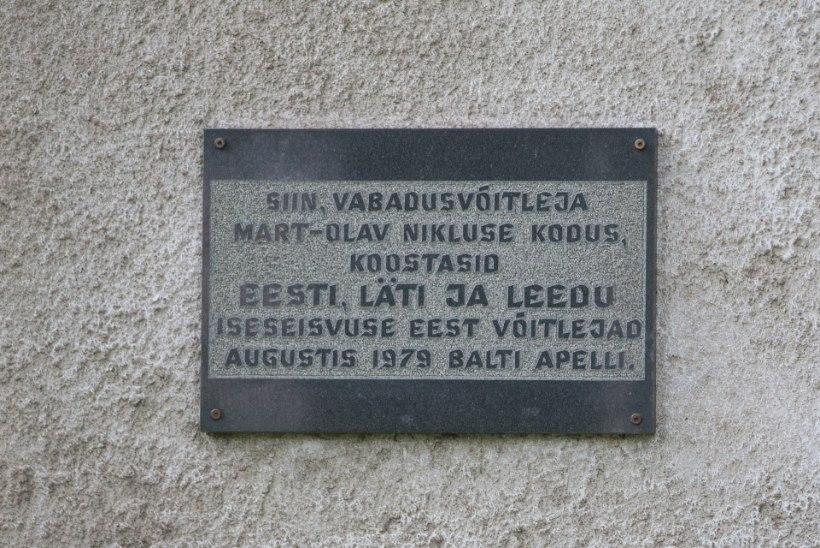 Balti apell: allakirjutanud riskisid oma heaoluga rahva nimel