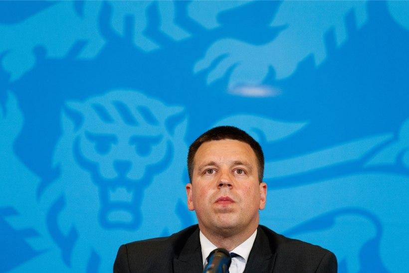 Miks polnud peaminister Jüri Ratast presidendi vastuvõtul?