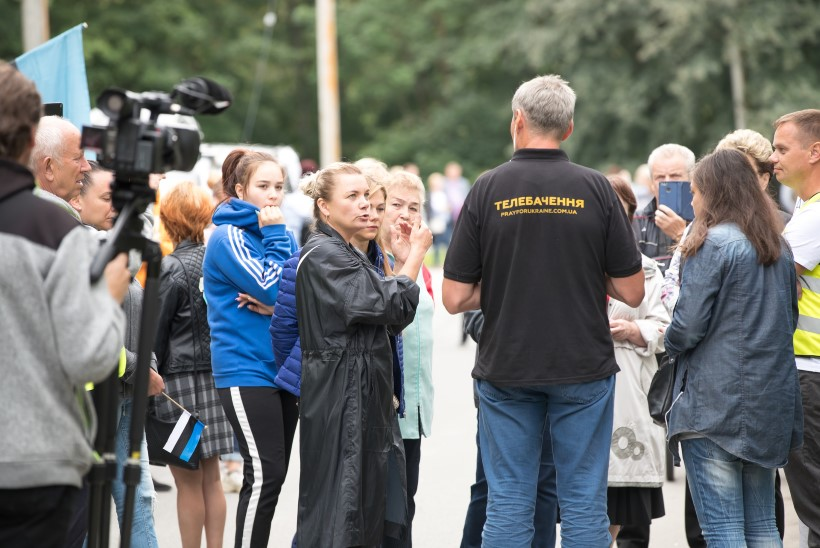 Aseri rahvas võitleb usurühmituse vastu: välistatud ei ole, et need tõmbavad rohelised riided selga ja võib minna Ukrainaks!