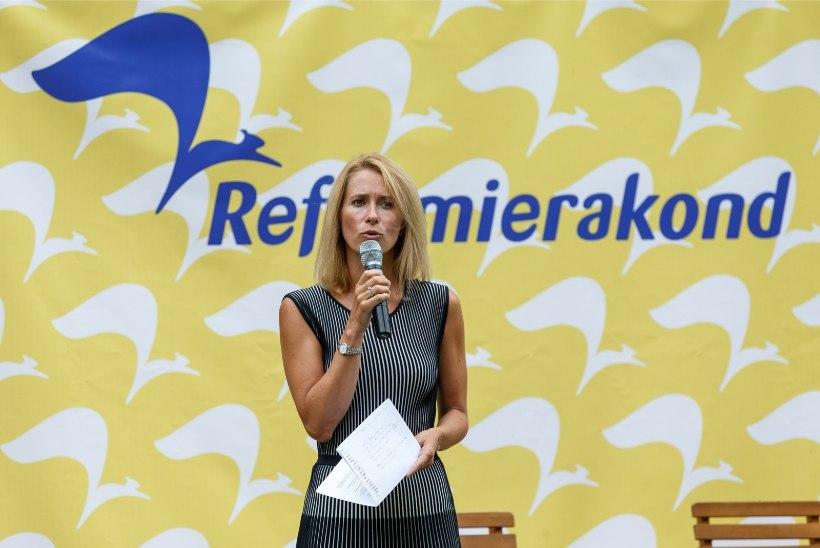 Reformierakond tahab Ratase umbusaldushääletuse teha tuleval esmaspäeval