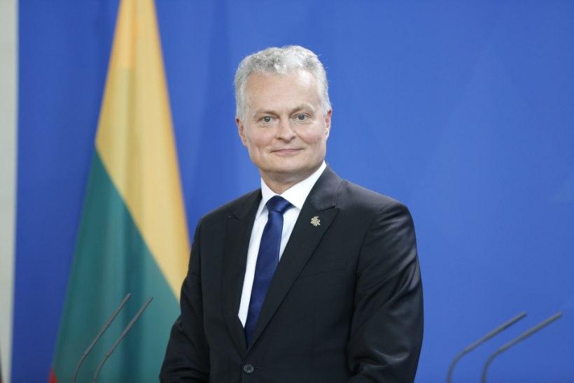 Leedu president Gitanas Nausėda Eesti riigipea eeskujul Putiniga ei kohtuks