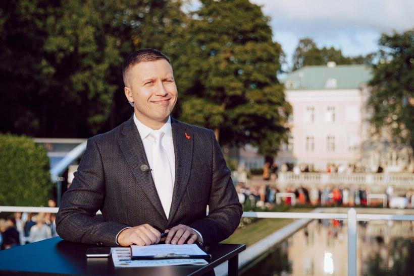VIDEOD JA GALERII | Kersti Kaljulaid võõrustas taasiseseisvumispäeva puhul Kadrioru roosiaias külalisi