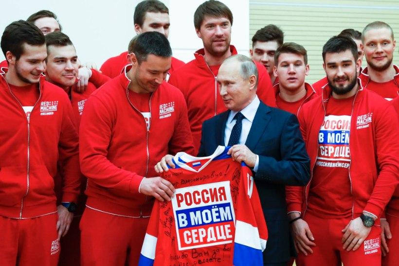 ÜLLATUS? Venemaa kutsub vihavaenlase suurele peole