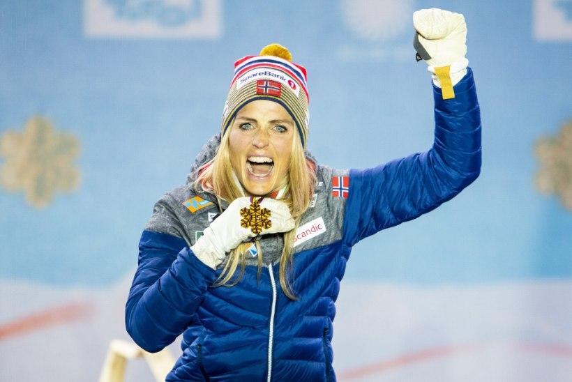 Therese Johaug: olümpiakuld ei tähenda minu jaoks enam seda, mida vanasti
