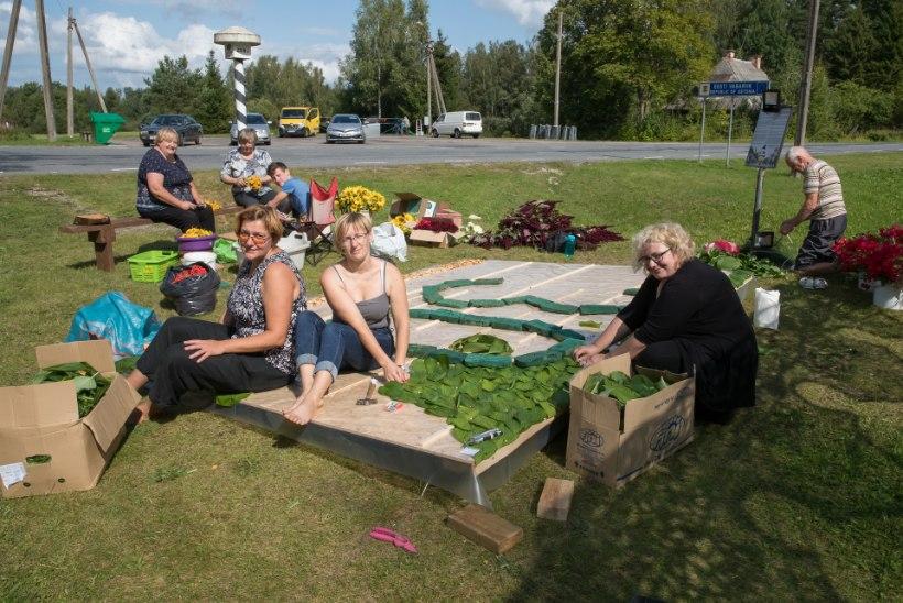 BALTI KETT 30 | Juba 30 aastat järjest kogunevad eestlased ja lätlased piirile, et Balti ketti meenutada!