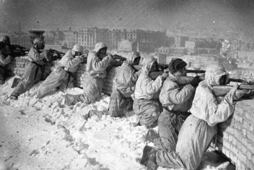 MINEVIKUHETK | 23. august: sakslaste õhurünnakuga algas kurikuulus Stalingradi lahing