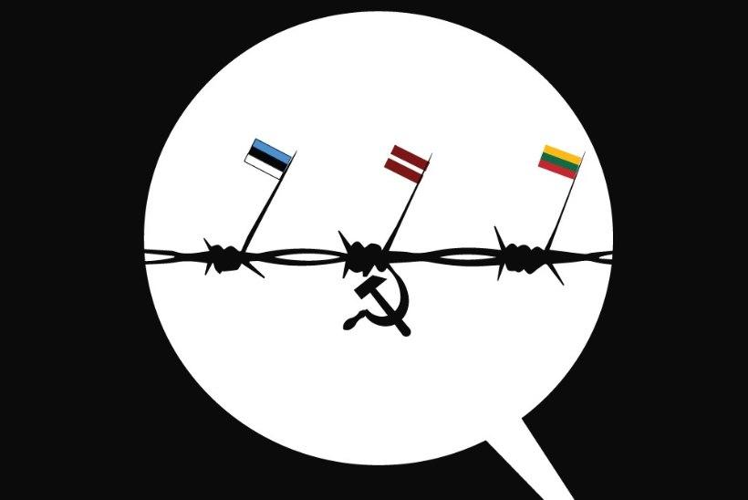 Juhtkiri | Kas Balti ketita oleksime need, kes oleme?