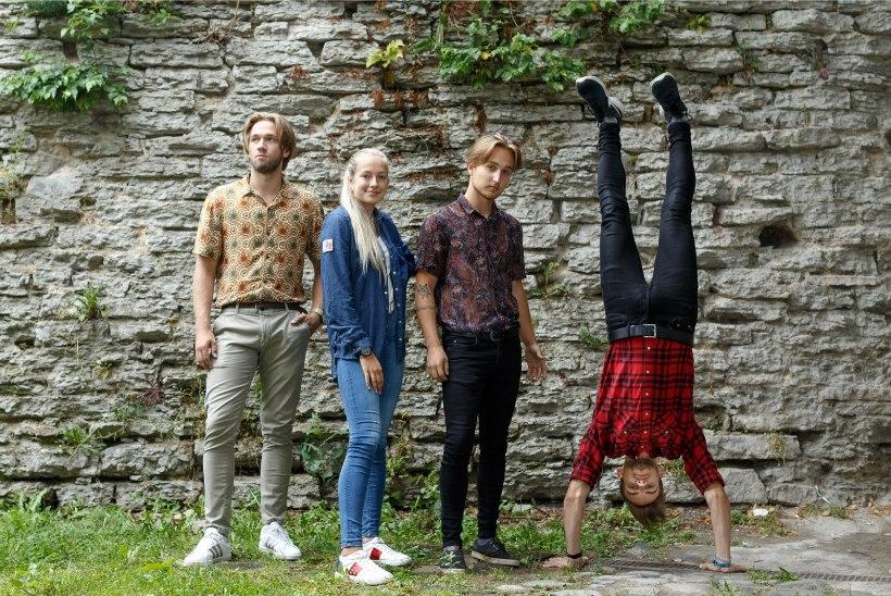 Noortebändi poolfinalist Sk!ve: lastel, keda on muusikat õppima sunnitud, kaob isu sellega tegeleda