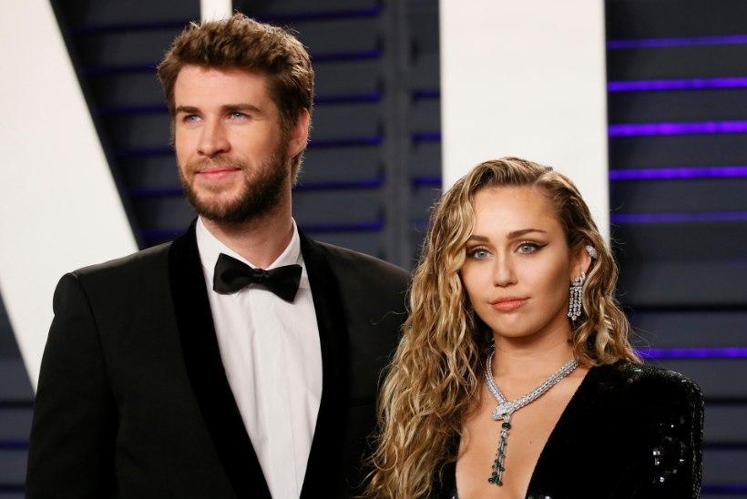 Miley eitab vihases säutsuvalingus Liami petmist