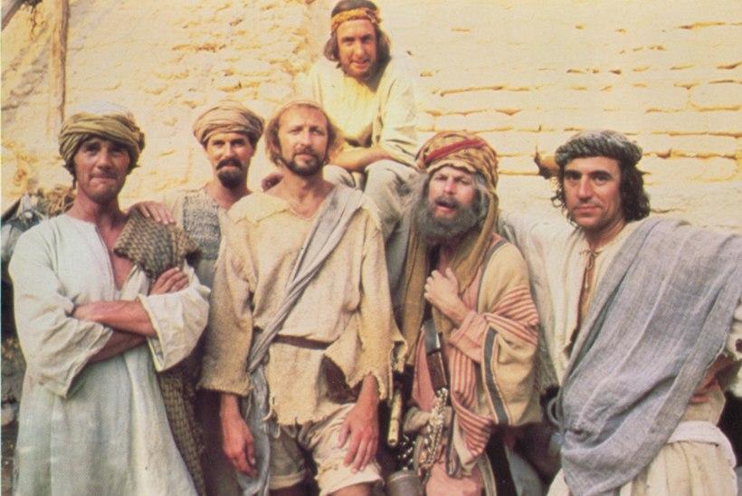"""""""Monty Pythoni Briani elu"""": kas vaimukas paroodia, pühaduseteotus või saatana enda kätetöö?"""