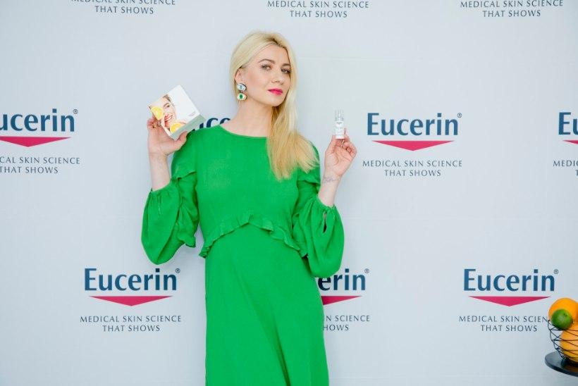 GALERII | Glamuurihommikul tutvustati Eucerini seerumit, mis teeb välimuse värskemaks kõigest seitsme päevaga!