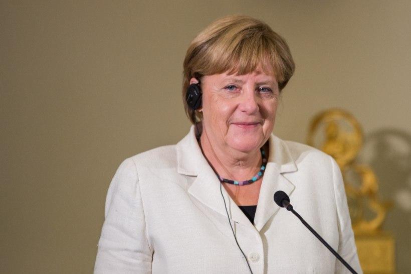 BALTI KETT 30 | Angela Merkel saatis Balti riikidele aastapäeva puhul tervituse