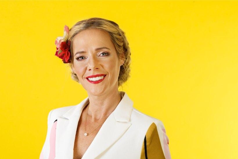 Telereporter Eda-Liis Kann: lapsena ma teletööst ei unistanud, tahtsin hoopis kirjanikuks saada