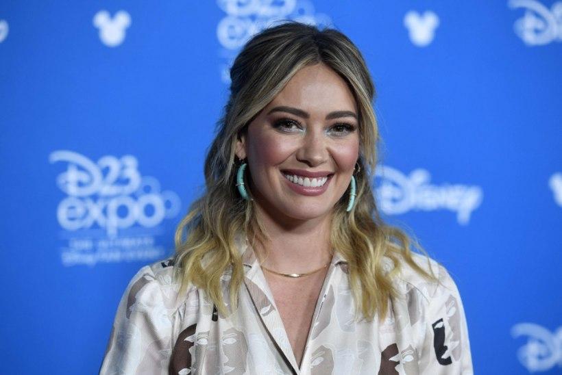 """Hilary Duff hakkab taas noorteseriaali """"Lizzie McGuire"""" peategelast kehastama"""