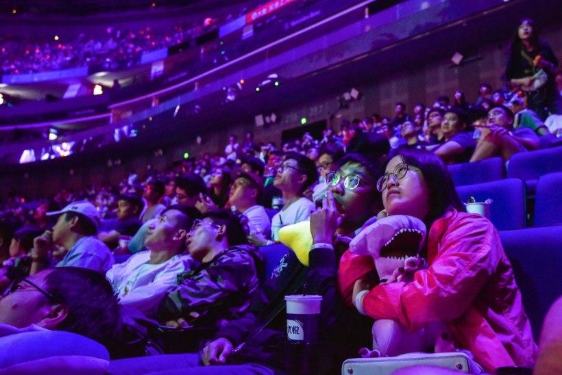 THE INTERNATIONAL | ÜLEJOOKS: Team Secret oli halastamatu, Vici Gaming jäi teerulli alla