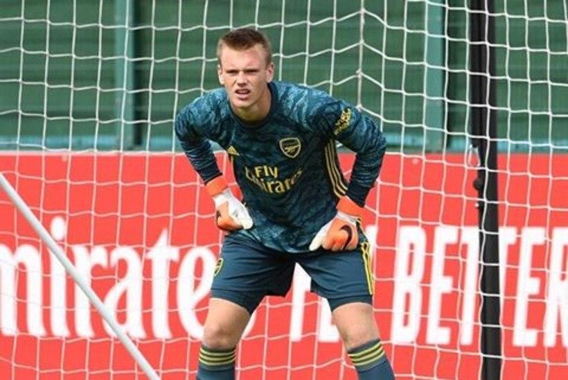 17aastane Eesti väravavaht astus Arsenali-karjääris sammu edasi