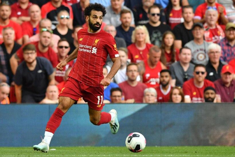 Liverpool alistas Premier League'i liidrite lahingus Arsenali