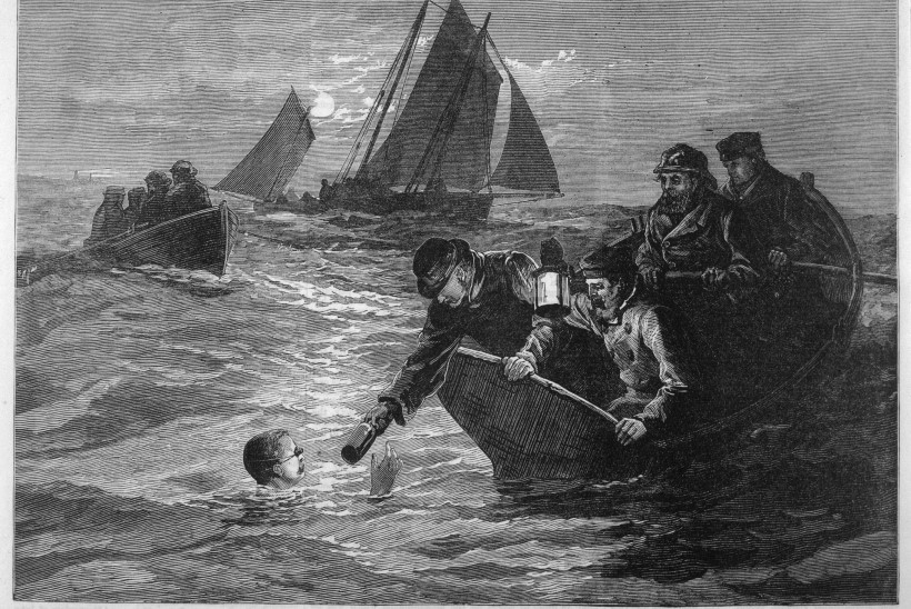 MINEVIKUHETK | 25. august: esimene inimene ujus üle La Manche'i väina