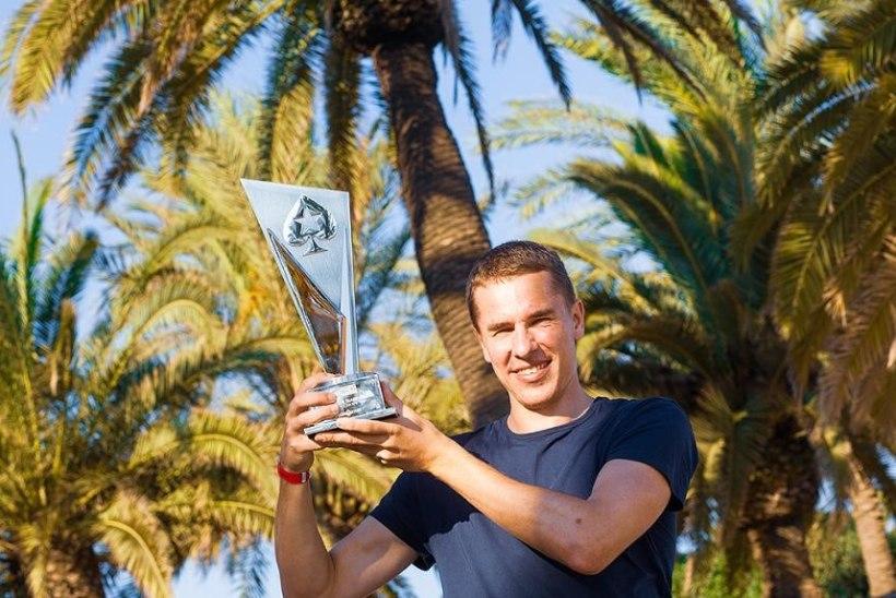 Eesti pokkerimängija teenis Barcelonas turniirivõiduga ulmelise rahasumma