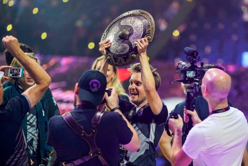 THE INTERNATIONAL | Eestlase turniirilt eemaldanud tiim põrus finaalis, võitjad läksid koju 15 miljoniga