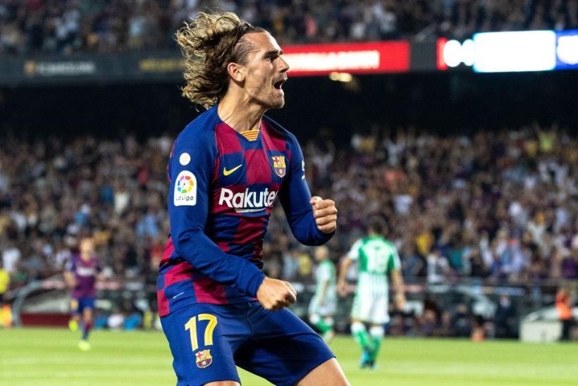 Taas Messita mänginud Barcelona avas liigas võiduarve