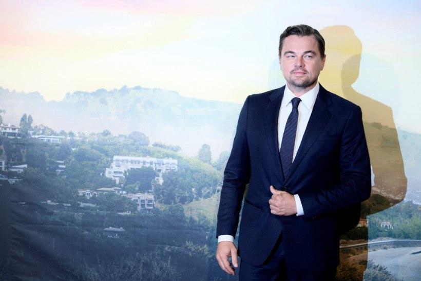 DiCaprio fond annetas Amazonase põlengute kustutamiseks 5 miljonit