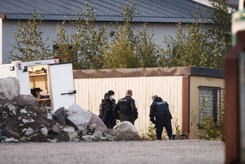 SOOME POLITSEI: Porvoos politseinikke tulistanud Rootsi kodanikud on tabatud