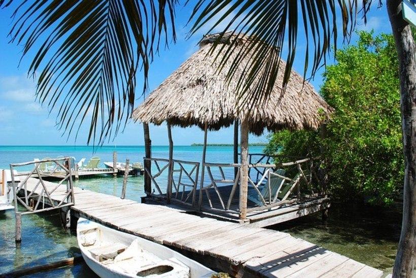 Privaatsaar Kariibi meres maksab vähem kui korter Los Angeleses!