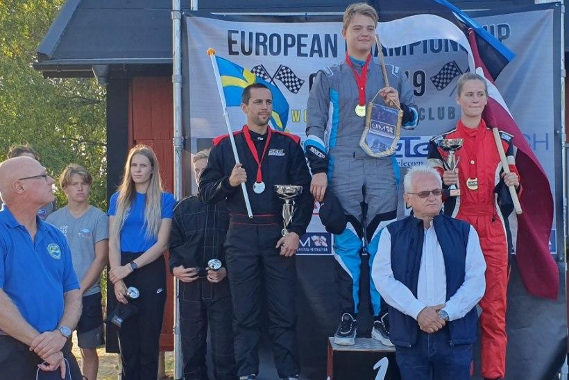 TUBLI! Eesti veemotosportlane võitis Euroopa meistritiitli ja lahkub tipus