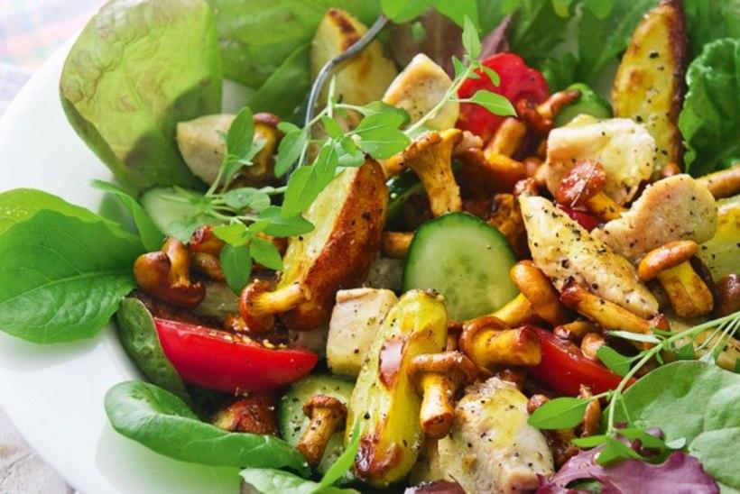 NÄDALAMENÜÜ | 26. august – 1. september: lihtsate lisanditega maitsvad ja tervislikud toidud