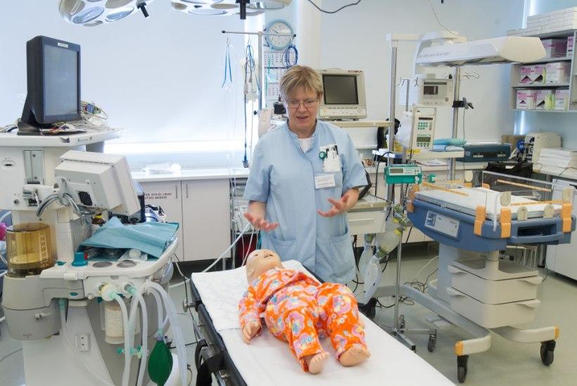 Ekspert: vastsündinute ja väikelaste ravimeid on vähe uuritud