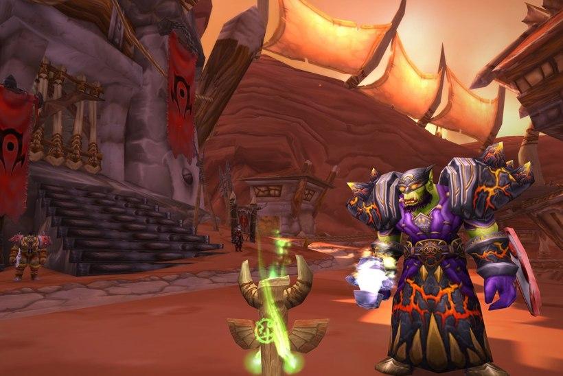 """VAPUSTAV! Klassikaline """"World of Warcraft"""" ajas Twitchi vaatajate numbrid lakke"""