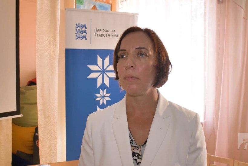 ÕL VIDEO   Mailis Reps lubab: venekeelsed lasteaiarühmad saavad rohkem eestikeelseid õpetajaid