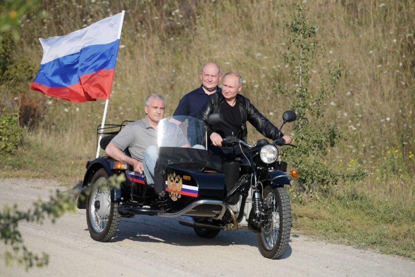 Venemaa president Vladimir Putin pääses karistusest