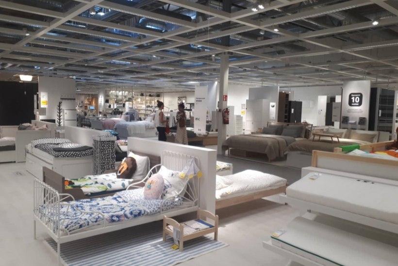 GALERII JA VIDEO I Ole esimene, kes piilub IKEA Eesti näidisteruumi!