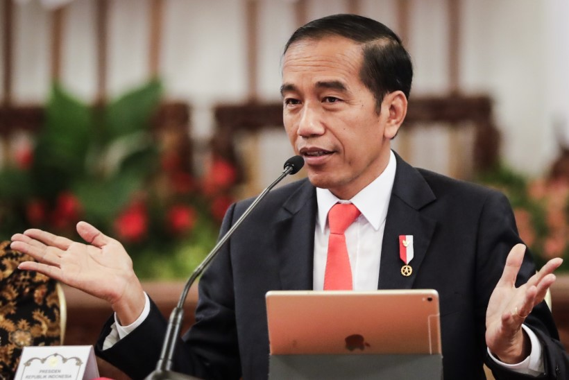 PRESIDENDI PLAAN: Indoneesia ehitab uue pealinna džunglisse