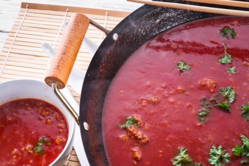 TOMATISUPP ANNAB SOOJA! Toidutare 10 kõige menukamat tomatikeedust