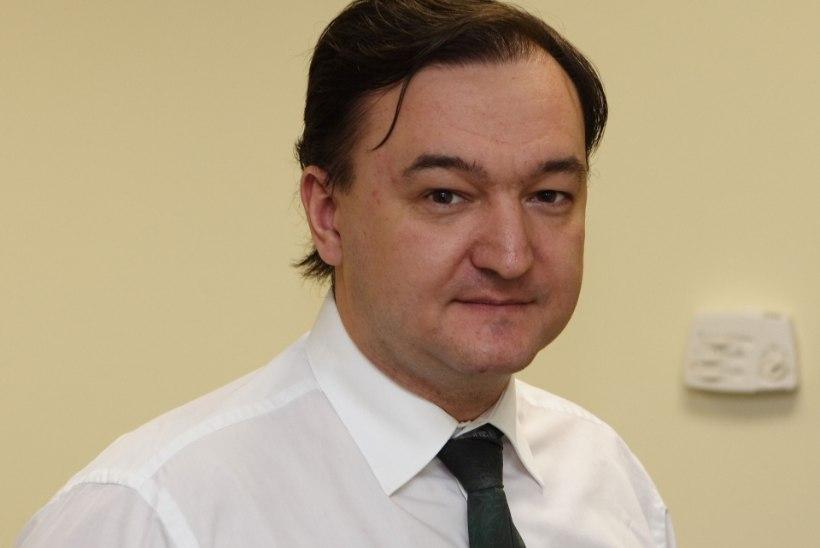 Euroopa Inimõiguste Kohus mõistis Venemaa süüdi Sergei Magnitski surmas