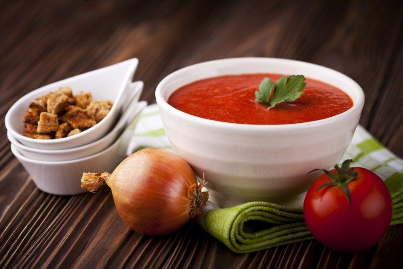 Prantsuse tomatisupp