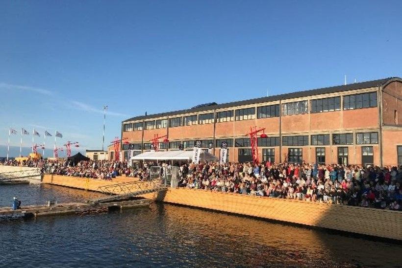 Septembri lõpus alustab Tallinnas, Noblessneri sadamalinnakus tööd Kai kunstikeskus