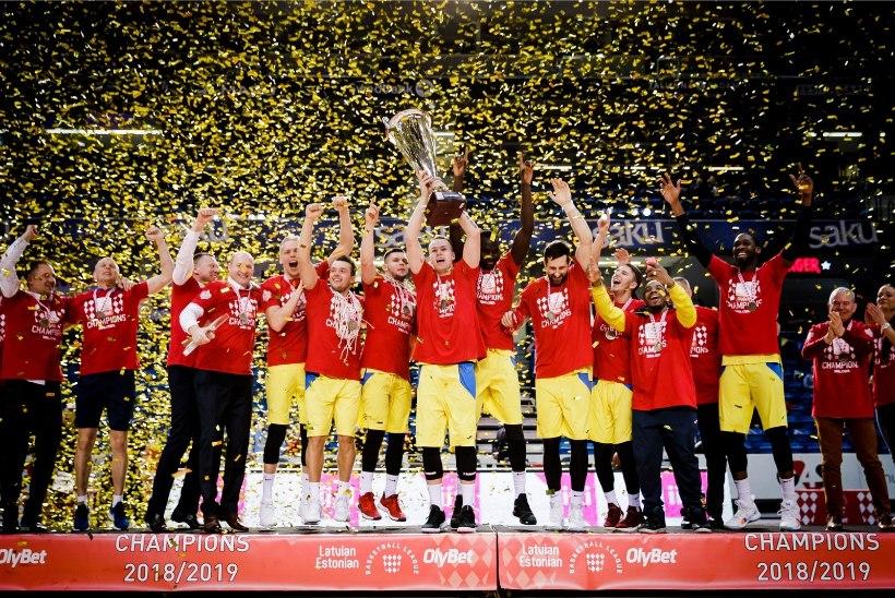 Eesti-Läti korvpalliliiga võistlusformaadis tehti muudatus