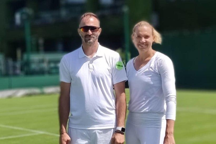 INTERVJUU | Kanepi kogenud juhendaja: Kaial ja Novak Djokovicil on palju sarnasusi