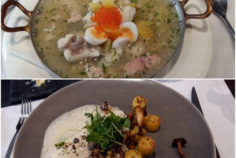 KARMO TÜÜRI SUPIPÖIAL | Restoran Mekk: ka turistikas võib leida gastronoomilise pärli