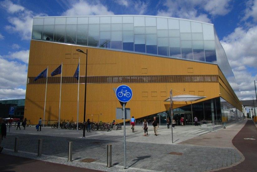 SOOMLASED RÕÕMUSTAVAD: Oodi valiti aasta parimaks uueks raamatukoguks maailmas